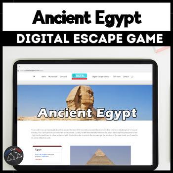 Ancient Egypt - Digital Breakout