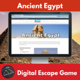 Ancient Egypt - Digital Breakout