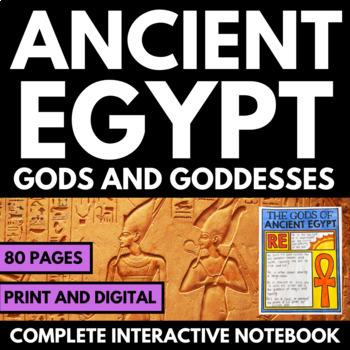 Ancient Egypt Gods - Egyptian Mythology - Gods and Goddess
