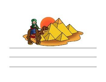 Ancient Egypt fact sheet
