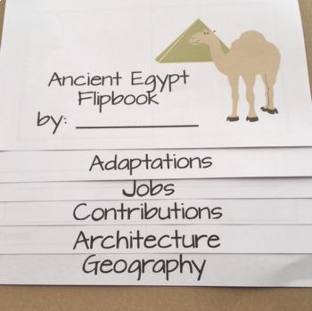 Ancient Egypt Flipbook