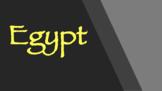 Ancient Egypt G.R.A.P.E.S. Tasks