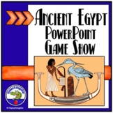 Ancient Egypt Gods and Goddesses Game Show PowerPoint