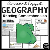 Ancient Egypt Geography, Ancient Civilizations, Egyptians, Nile