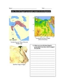 Ancient Egypt -  Geography and Culture Packet