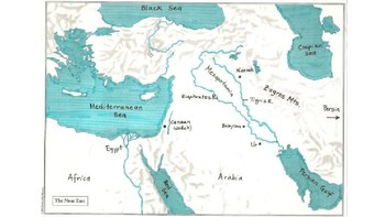 Ancient Egypt - Geography of the Nile River