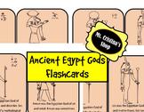 Ancient Egypt Gods Flashcards