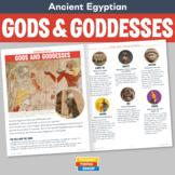 Ancient Egypt - Gods and Goddesses