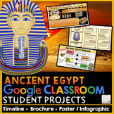 Ancient Egypt Projects Google Classroom