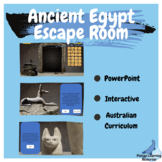 Ancient Egypt PowerPoint Escape Room