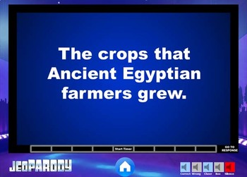 Ancient Egypt History - History Game