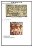 Ancient Egypt - Iconography Government, Law and Order