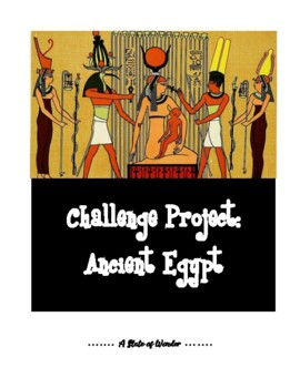 Ancient Egypt: Individualized Unit