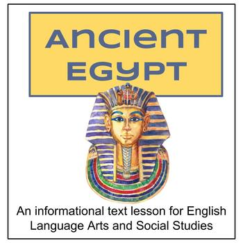 Ancient Egypt: Informational Text and Activities