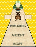 Ancient Egypt Integrated unit