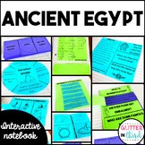 Ancient Egypt Interactive Notebook BUNDLE