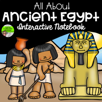 Ancient Egypt Interactive Notebook and Mini Poster Set