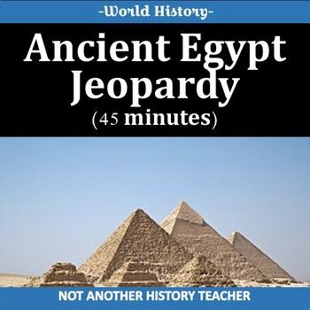 Ancient Egypt Jeopardy