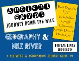 Ancient Egypt Journey Down the Nile: Geography & Nile River PDF & Google Format!