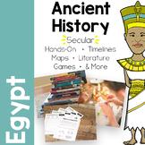 Ancient Egypt (Kemet) Unit Study by Royal Baloo