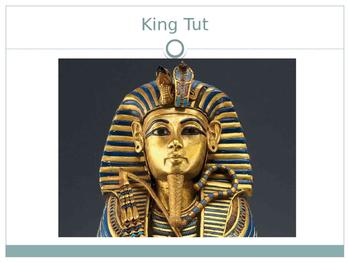 Ancient Egypt-King Tut