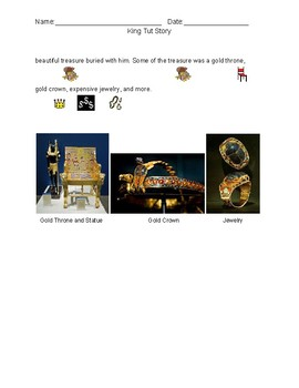 Ancient Egypt: King Tut