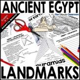 Ancient Egypt - Landmarks