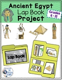 Ancient Egypt Lap Book Project