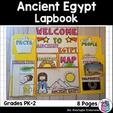 Ancient Egypt Lapbook for Early Learners - Ancient Civilizations