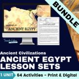 Ancient Egypt Lesson Set Bundle
