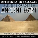 Ancient Egypt: Passages