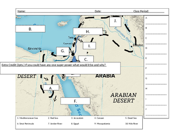 Ancient egypt map quiz by middle school world history tpt ancient egypt map quiz gumiabroncs Images