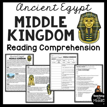 Ancient Egypt Middle Kingdom, Ancient Civilizations