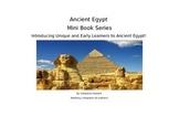 Ancient Egypt Mini Books