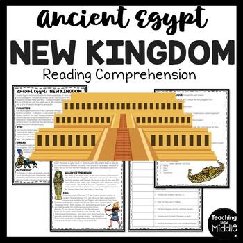 Ancient Egypt New Kingdom, Ancient Civilizations
