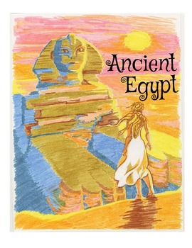 Ancient Egypt Notebooking Pages