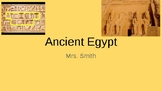 Ancient Egypt PPP