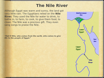 Ancient Egypt PPT 1