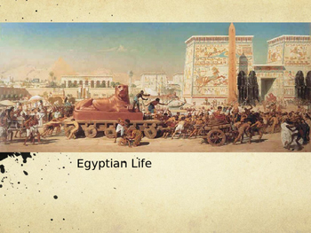 Ancient Egypt PPT 3