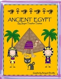Ancient Egypt Packet~18 pg Packet