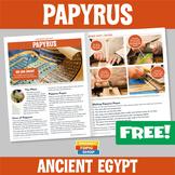 Ancient Egypt - Papyrus