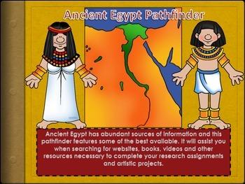 Ancient Egypt Pathfinder