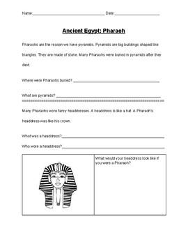 Ancient Egypt: Pharaoh
