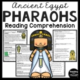 Ancient Egypt Pharaohs,  Ancient Civilizations, Government