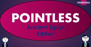 Ancient Egypt Pointless Game!