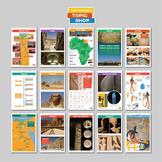 Ancient Egypt - Poster Set
