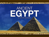 "Ancient Egypt PowerPoint and ""Engineering an Empire"" Video"