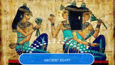 Ancient Egypt Powerpoint INTERACTIVE!!! Timeline