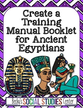 Ancient Egypt Project: Training Manual on the Social Pyramid