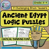 Ancient Egypt Puzzles